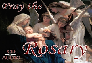 Rosary Guide CD and DVD